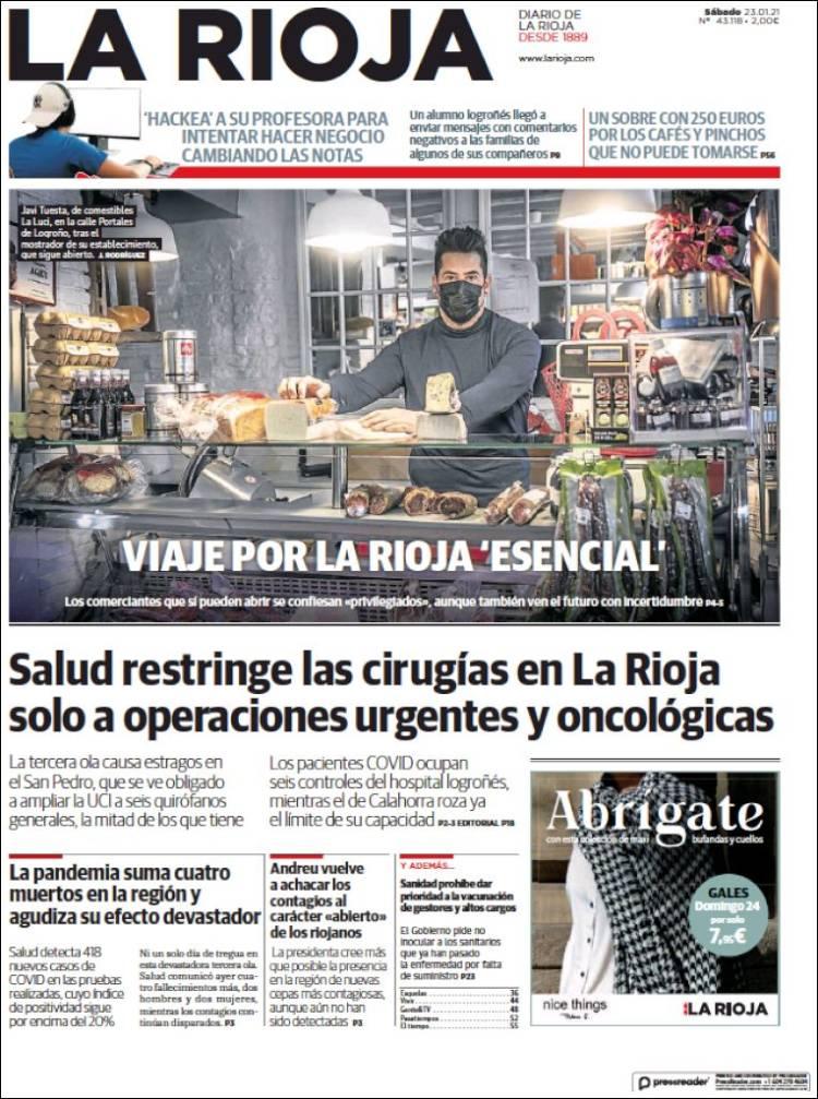 Portada La Rioja