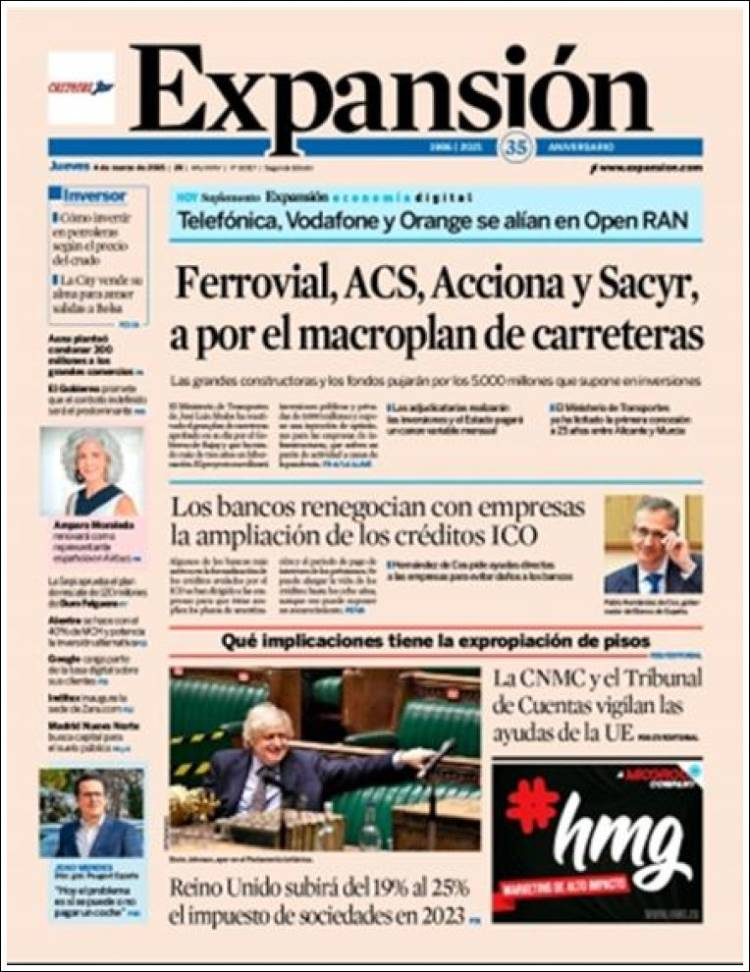 Portada Expansion